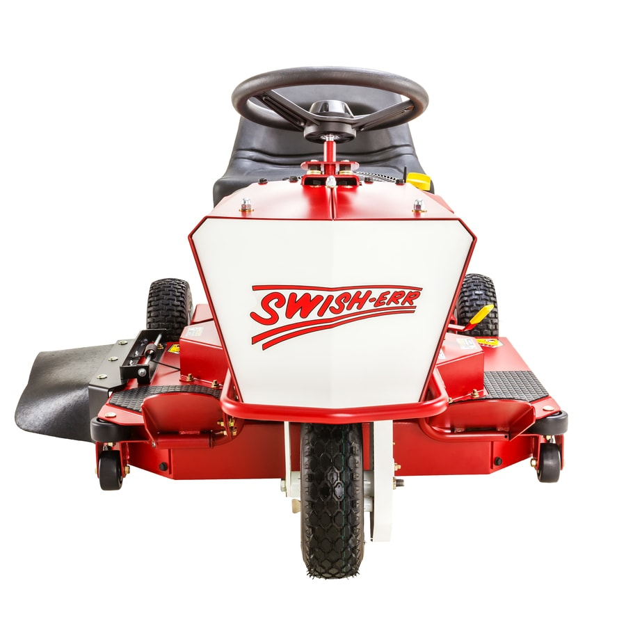 Swisher Ride King 10.5-HP V-Twin Manual 32-in Zero-Turn Lawn Mower