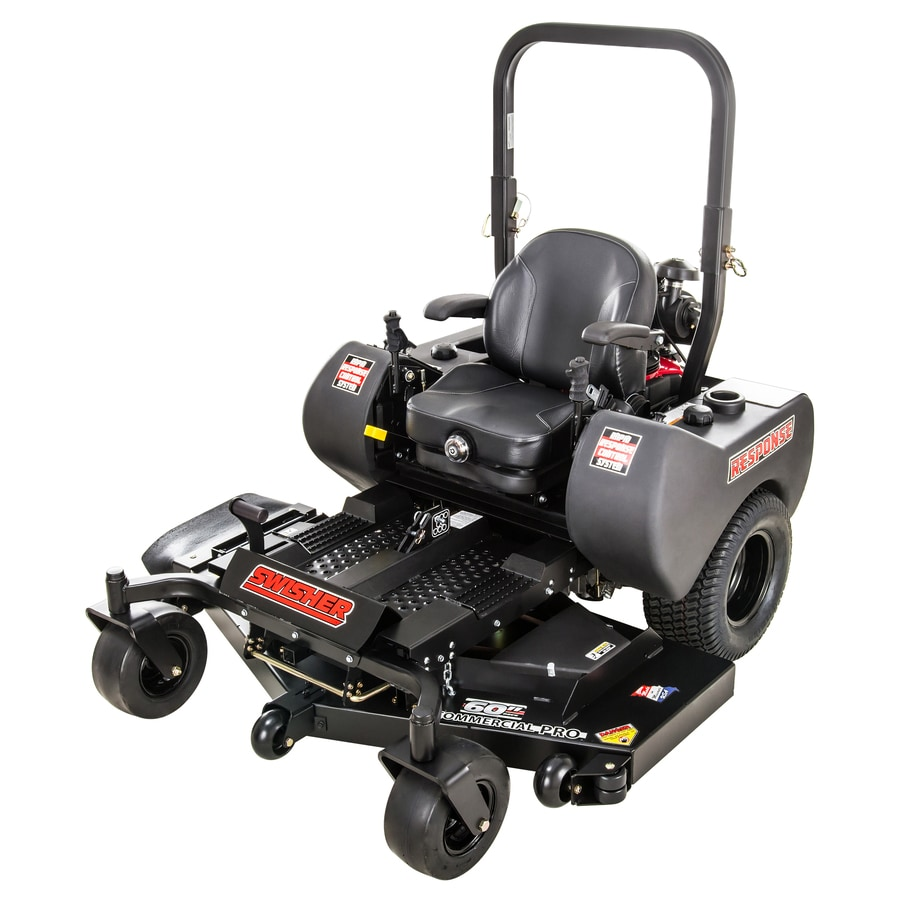 Swisher Response Gen 2 21.5-HP V-Twin Dual Hydrostatic 60-in Zero-Turn Lawn Mower