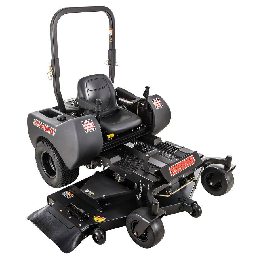Swisher Response Gen 2 23-HP V-Twin Dual Hydrostatic 60-in Zero-Turn Lawn Mower