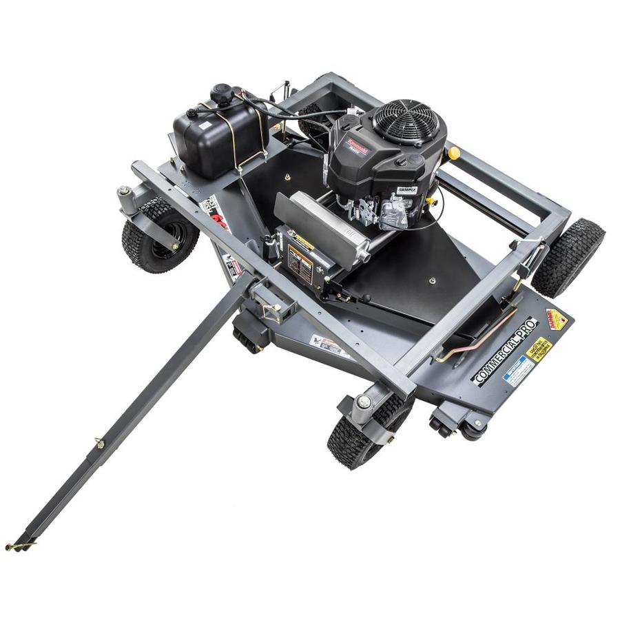 Swisher 66-in-in 14.5-HP Finish Cut Tow-behind Trail Cutter California Air Resources Board Compliant