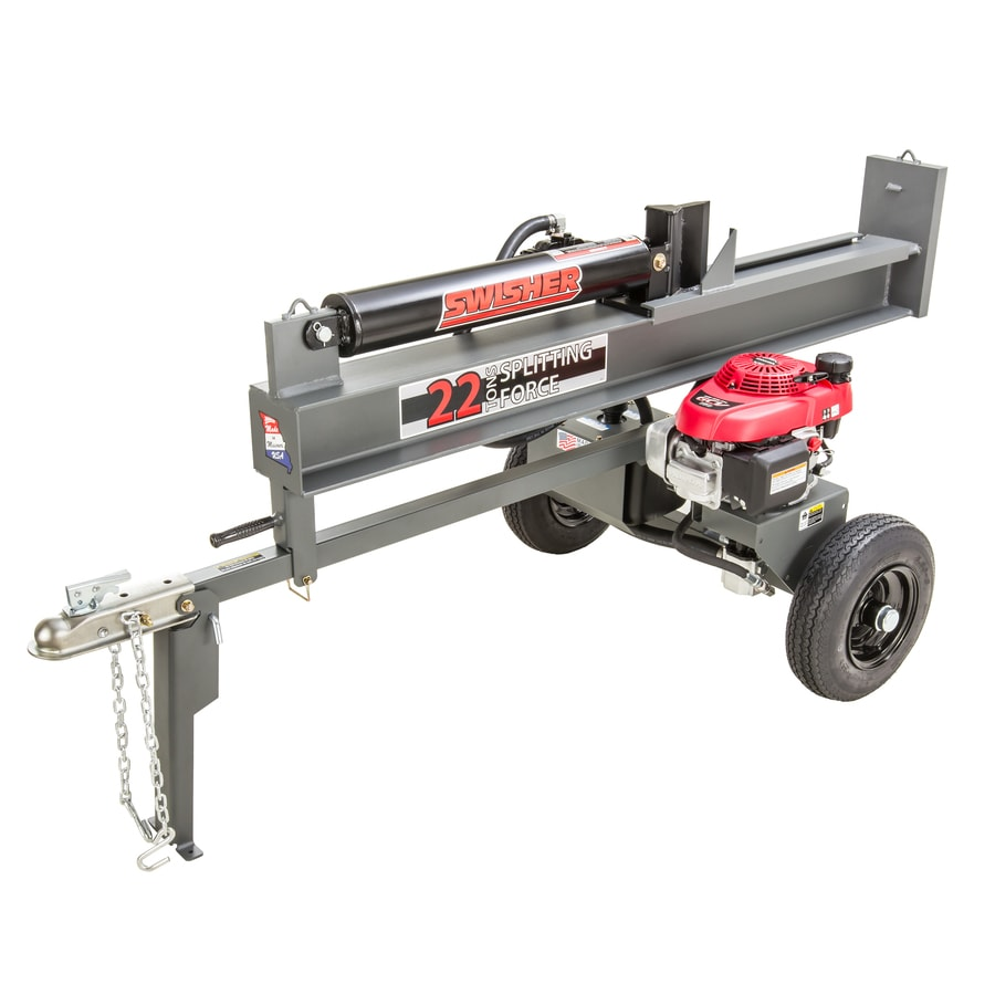 Swisher -Ton Gas Log Splitter