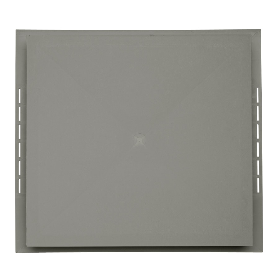 Durabuilt 18.5-in x 16.75-in Sagebrook/Pebble Vinyl Universal Mounting Block