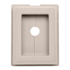 Vinyl Electrical Mounting Blocks At Lowes Com