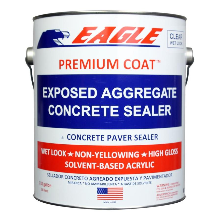 Eagle Clear High-Gloss Waterproofer (Actual Net Contents: 1-Gallon)