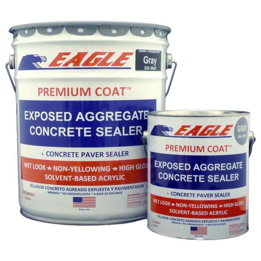 Eagle Gray High-Gloss Waterproofer (Actual Net Contents: 1-Gallon)