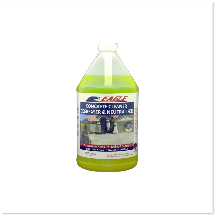 Eagle 1147 Interior/Exterior Concentrated Concrete Cleaner and Degreaser (Actual Net Contents: 1-Gallon)