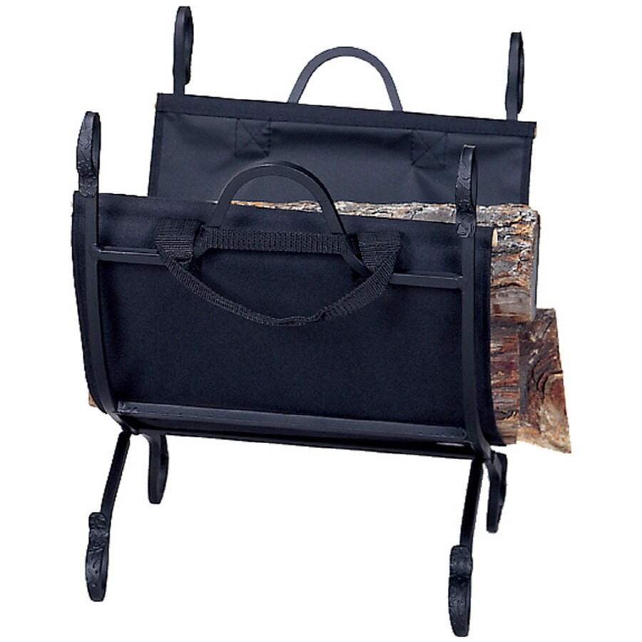 UniFlame Black Rustica Log Rack