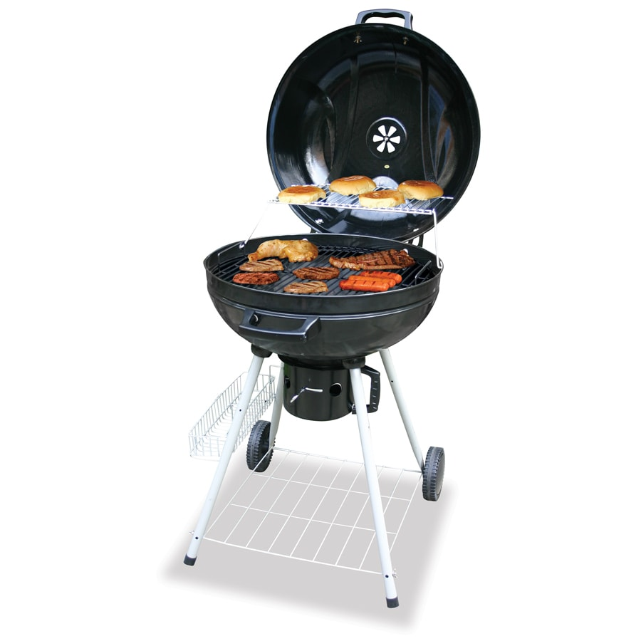 Master Forge 22.05-in Charcoal Grill
