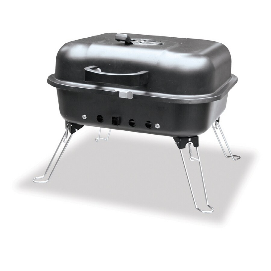 BBQ Grillware Charcoal Tabletop Grill