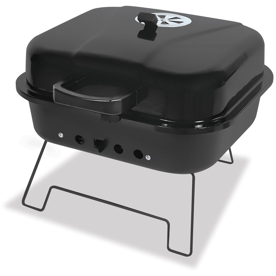 Master Forge Portable Charcoal Grill At Lowes.com