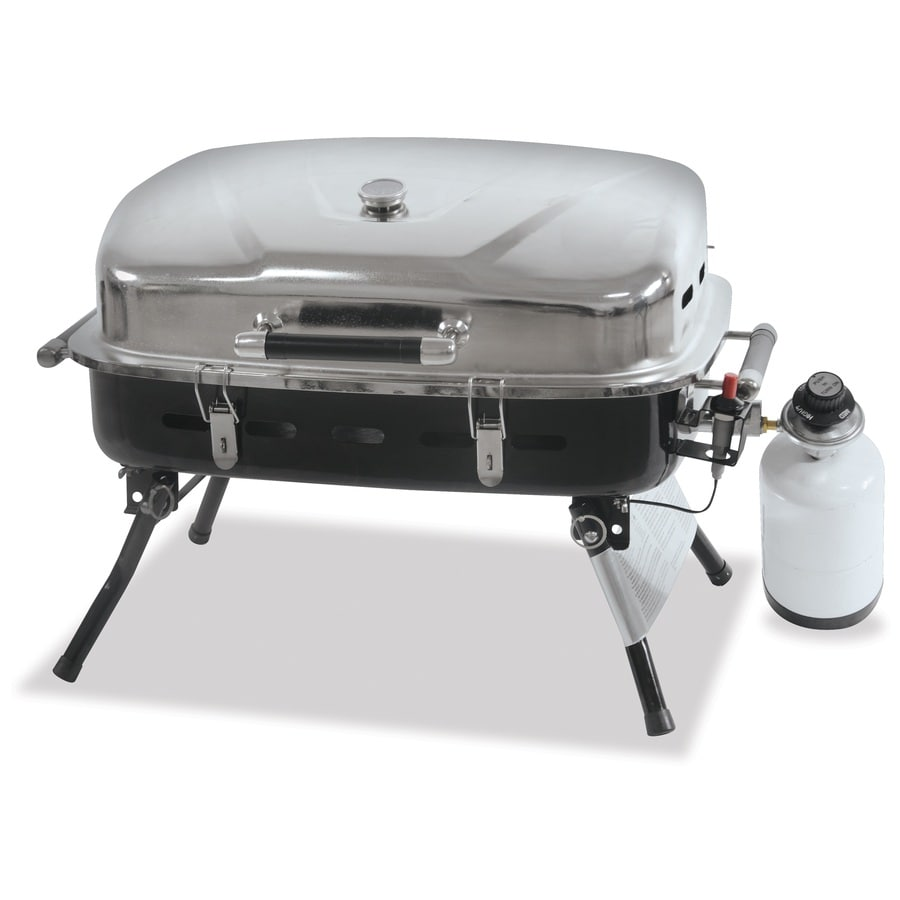Blue Rhino Stainless Steel (12,000-BTU) Liquid Propane Gas Grill