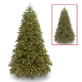 Tall Thin Christmas Tree With Lights.Artificial Christmas Trees At Lowes Com