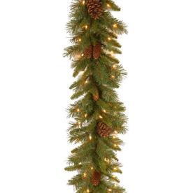 Artificial Christmas Garland At Lowes Com