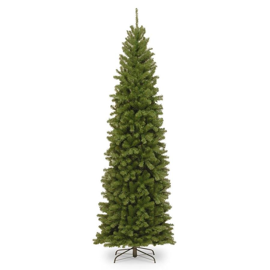 Pencil Drawing Of Christmas Tree: National Tree Company 10-ft North Valley Spruce Pencil