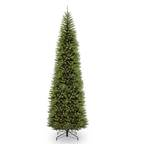 12 Ft Christmas Trees: National Tree Company 12-ft Kingswood Fir Pencil