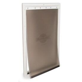 wall entry aluminum pet doors