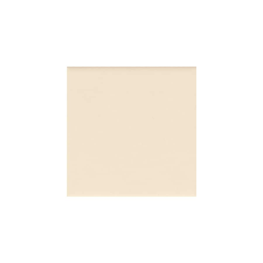 American Olean Matte 50-Pack Almond Ceramic Wall Tile (Common: 6-in x 6-in; Actual: 6-in x 6-in)