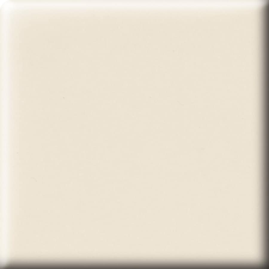 American Olean Bright Almond Ceramic Bullnose Corner Tile (Common: 2-in x 2-in; Actual: 2-in x 2-in)