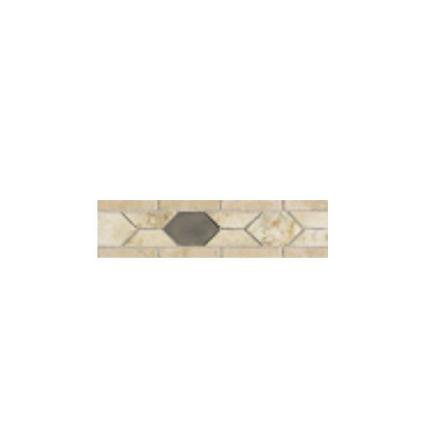 Shop american olean 3 in x 12 in strathmore universal ceramic tile american olean 3 in x 12 in strathmore universal ceramic tile border dailygadgetfo Image collections