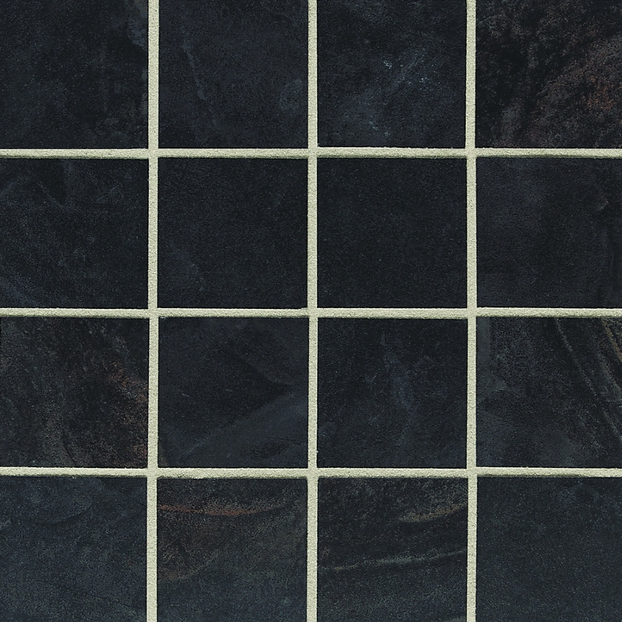 American Olean 5-Pack 12-in x 18-in Siena Springs Cavern Thru Body Porcelain Mosaic Floor Tile