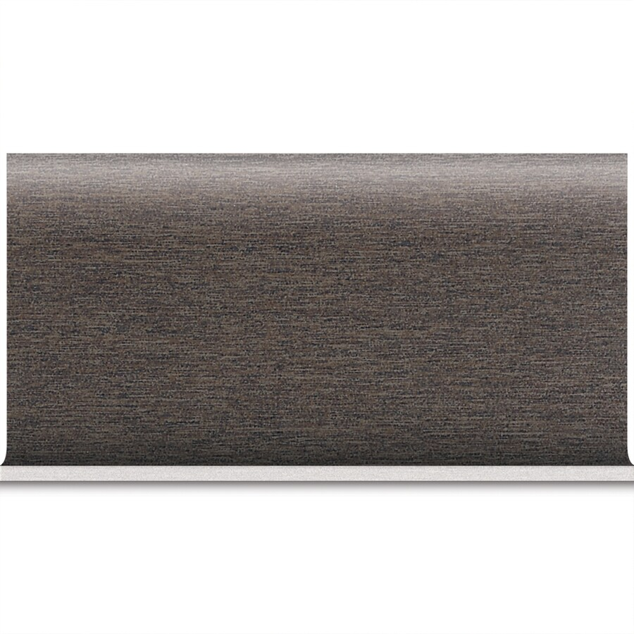 American Olean St Germain Sable Porcelain Cove Base Tile (Common: 8-in x 10-in; Actual: 6-in x 12-in)