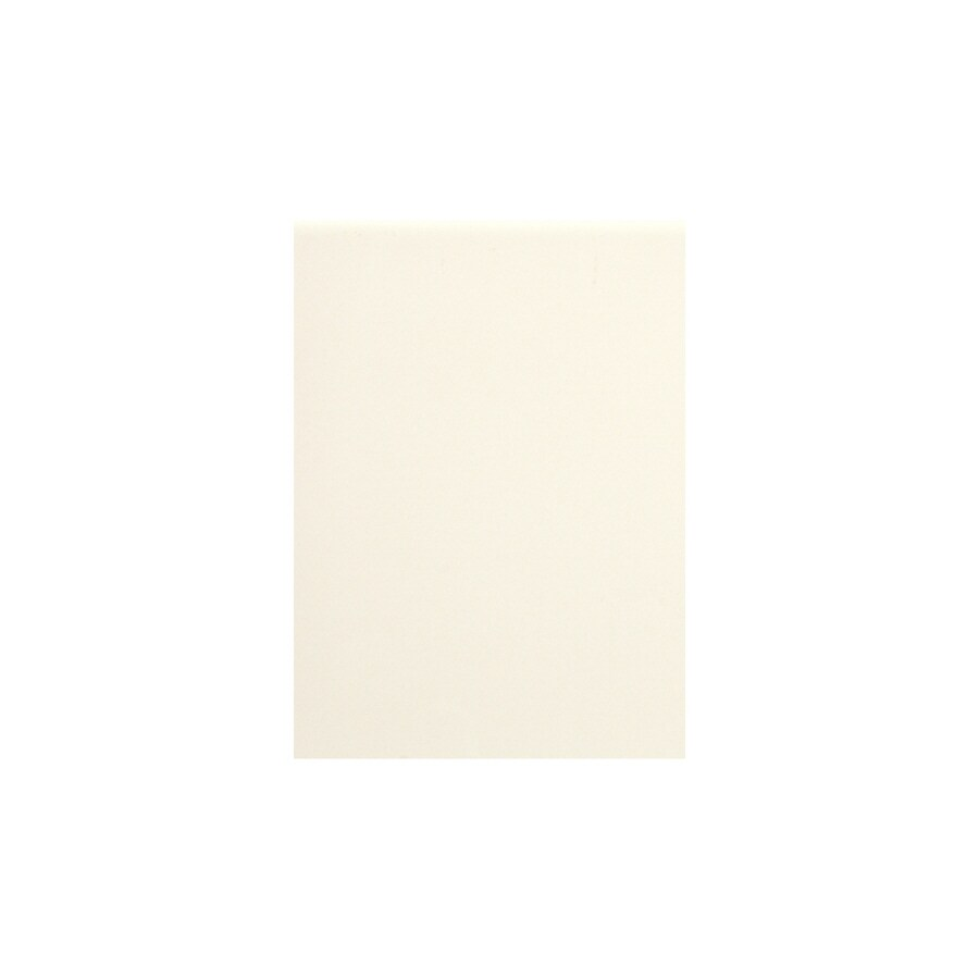 Shop american olean 33 pack bright biscuit gloss ceramic wall tile american olean 33 pack bright biscuit gloss ceramic wall tile common 6 dailygadgetfo Choice Image