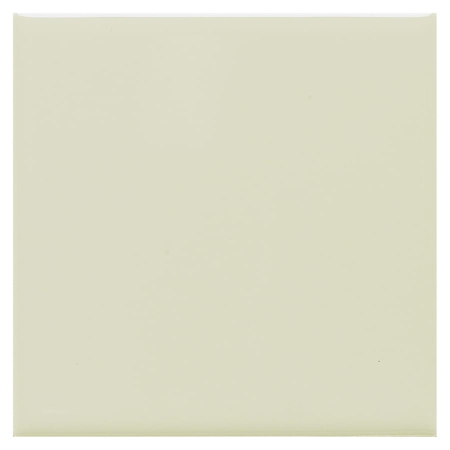 American Olean Bright 50-Pack Spearmint Ceramic Wall Tile (Common: 6-in x 6-in; Actual: 6-in x 6-in)