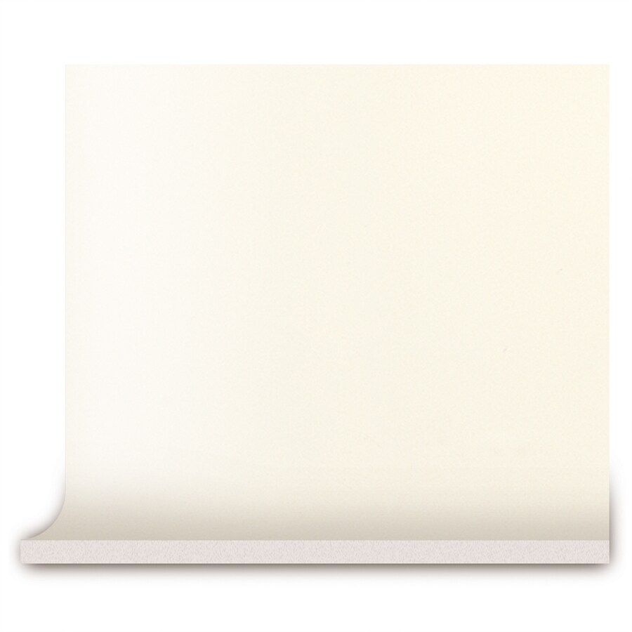 American Olean Bright Biscuit Ceramic Cove Base Tile (Common: 4-in x 4-in; Actual: 4.25-in x 4.25-in)