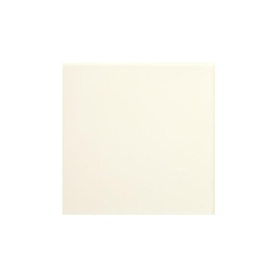 American Olean Matte Biscuit Matte Ceramic Mud Cap Corner Tile (Common: 2-in x 2-in; Actual: 2-in x 2-in)