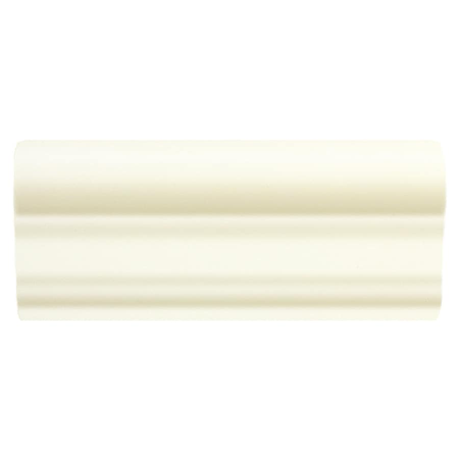 American Olean Linea Biscuit Ceramic Tile Liner (Common: 2-in x 6-in; Actual: 2-in x 6-in)