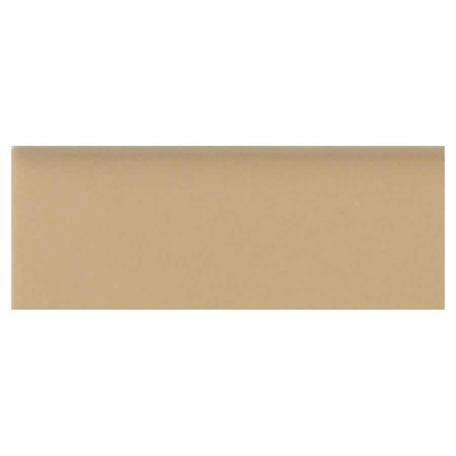 American Olean Urban Canvas 28-Pack Matte Cappuccino Ceramic Wall Tile (Common: 4-in x 12-in; Actual: 4.25-in x 12.75-in)