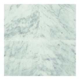 American Olean Marble 10 Pack Carrara White Floor And Wall Tile Common