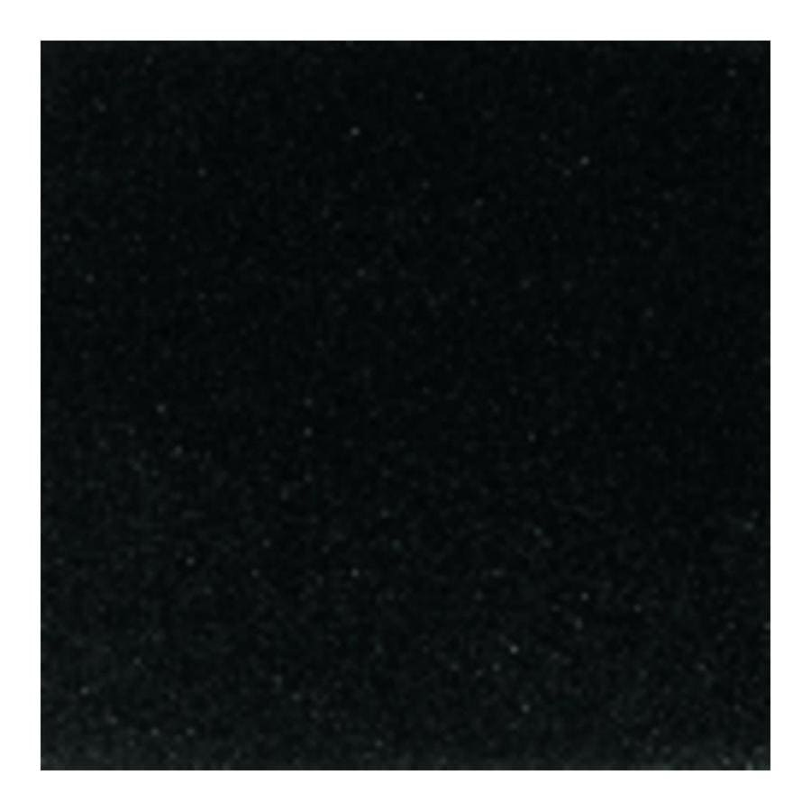 Absolute Black Granite Tile : Shop american olean granite pack absolute black