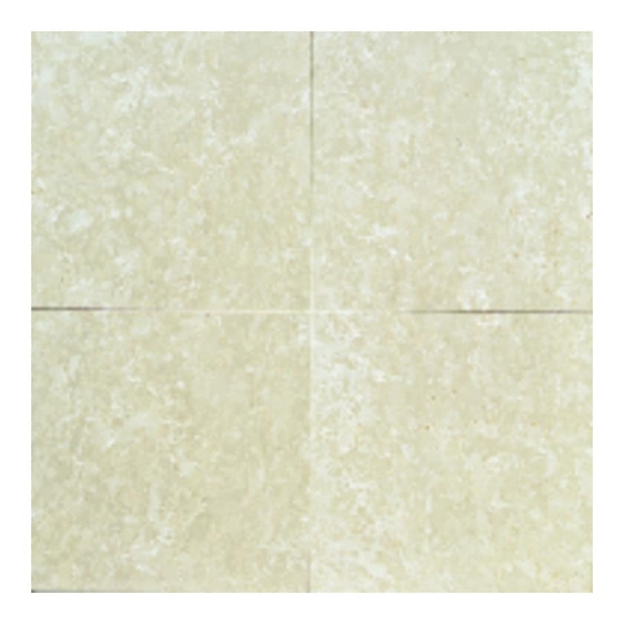 American Olean Marble 10-Pack Botticino Fiorito Natural Stone Marble Floor and Wall Tile (Common: 12-in x 12-in; Actual: 12-in x 12-in)