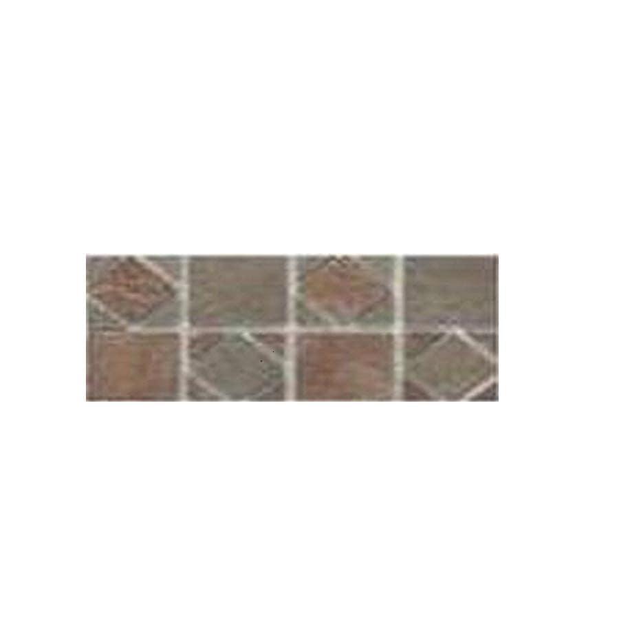 Shop american olean 6 x 12 african slate katanga ceramic listello american olean 6 x 12 african slate katanga ceramic listello tile dailygadgetfo Images