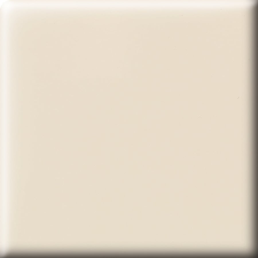 American Olean Bright Gloss Almond Ceramic Bullnose Corner Tile (Common: 2-in x 2-in; Actual: 2-in x 2-in)