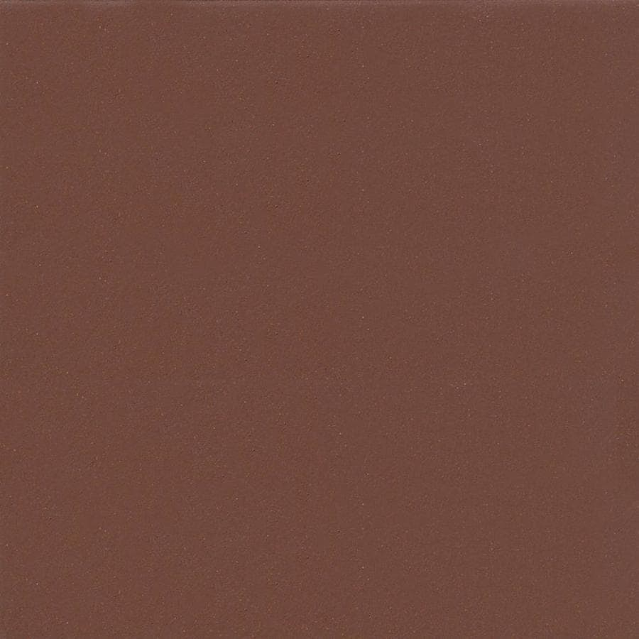 Shop American Olean Sure Step Ii 48 Pack Red Ceramic Floor And Wall Tile Common 6 In X 6 In