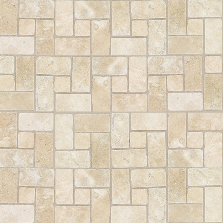 Shop american olean 12 x 12 azteca natural stone floor tile at american olean 12 x 12 azteca natural stone floor tile dailygadgetfo Gallery