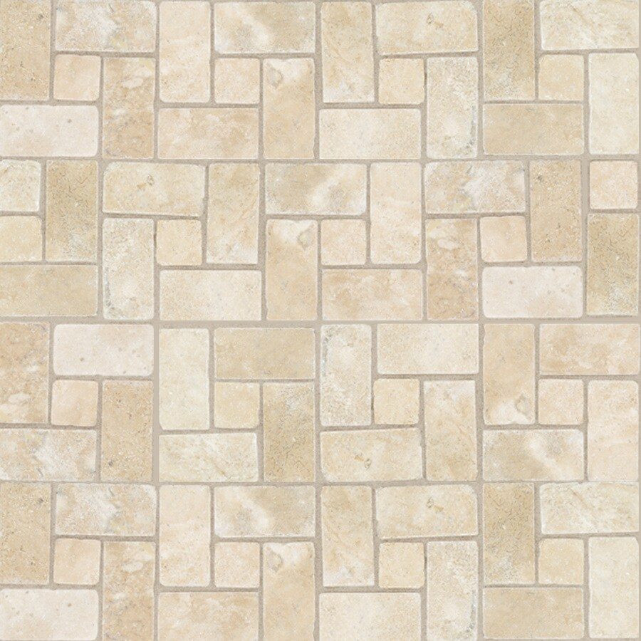 American Olean 12 X Azteca Natural Stone Floor Tile
