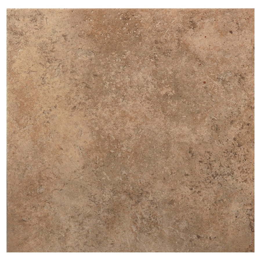 Shop American Olean 12 In X 12 In Barella Mocha Ceramic Floor Tile