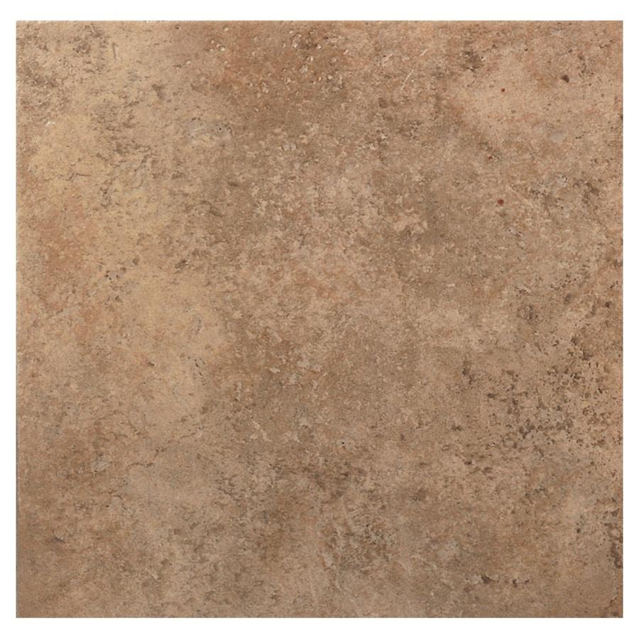 Shop american olean 12 in x 12 in barella mocha ceramic floor tile american olean 12 in x 12 in barella mocha ceramic floor tile dailygadgetfo Choice Image