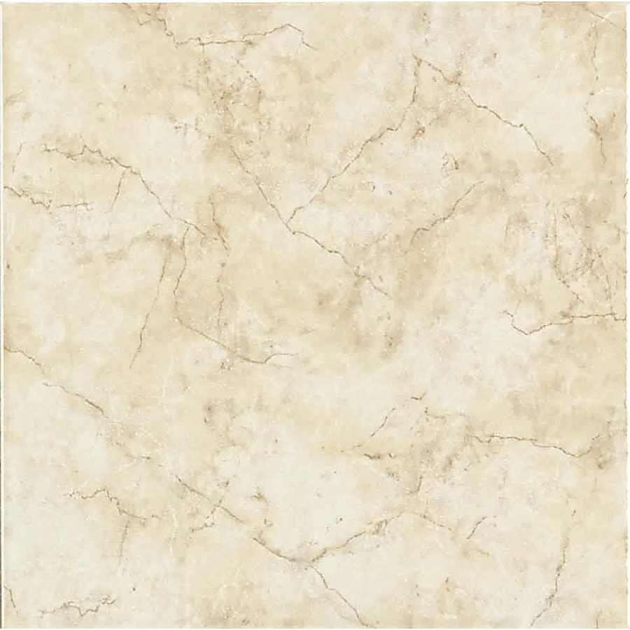 Shop American Olean 12 In X 12 In Lantana Beige Ceramic Floor Tile Actuals 12 In X 12 In At