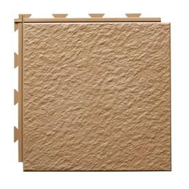 Greatmats Hiddenlock 20 Pack 12 In X Brown Loose Lay Slate