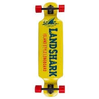 Deals List: Margaritaville Land Shark Classic Long Board Skateboard