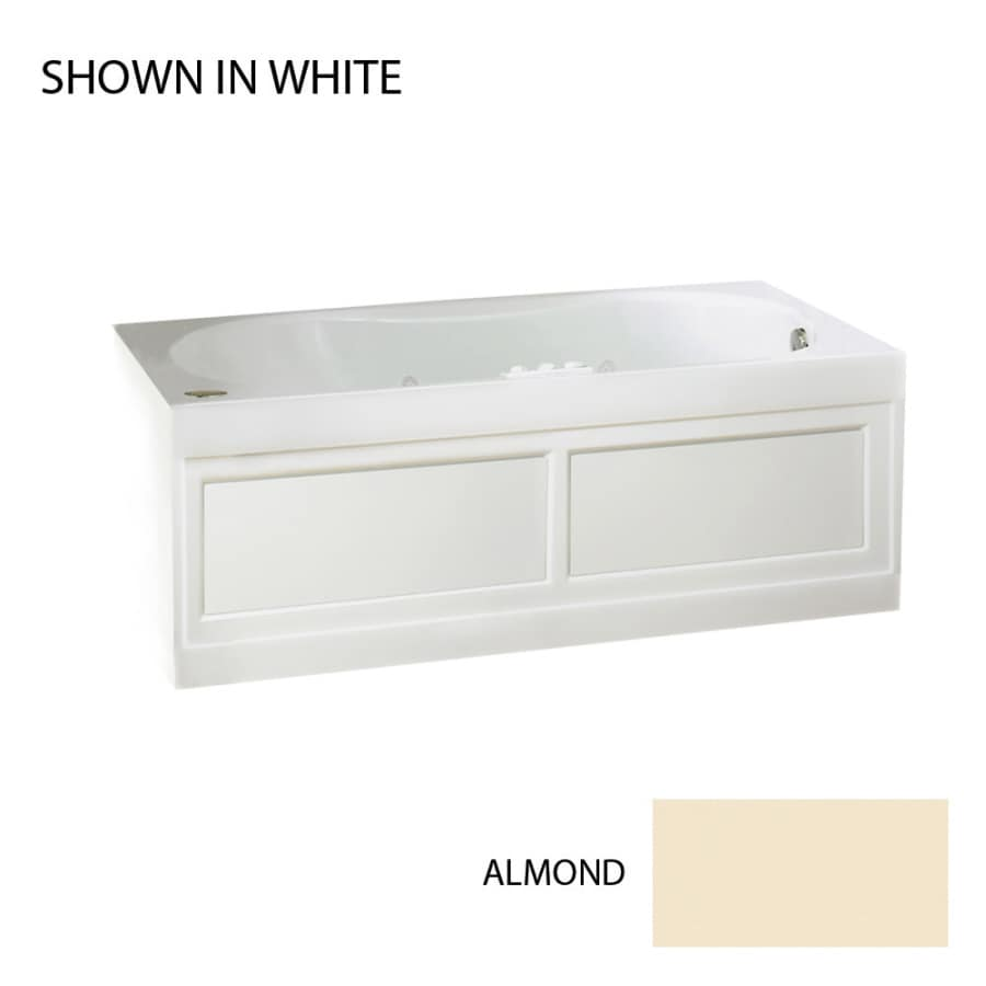 Jacuzzi 60-in Acrylic Whirlpool Tub