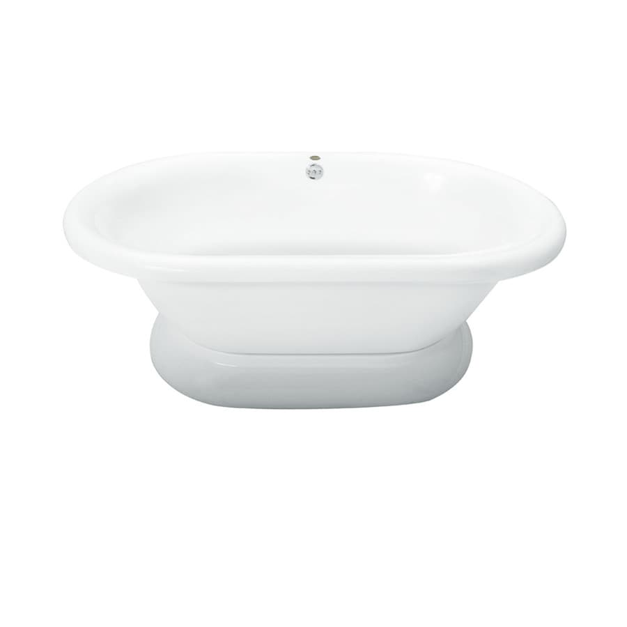 Jacuzzi White Bathtub Base