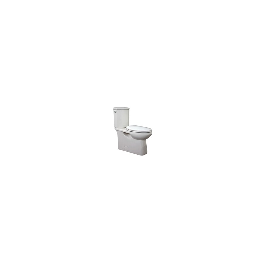 Jacuzzi Espree White WaterSense Labeled  Chair Height 2-piece Toilet 12-in Rough-In Size