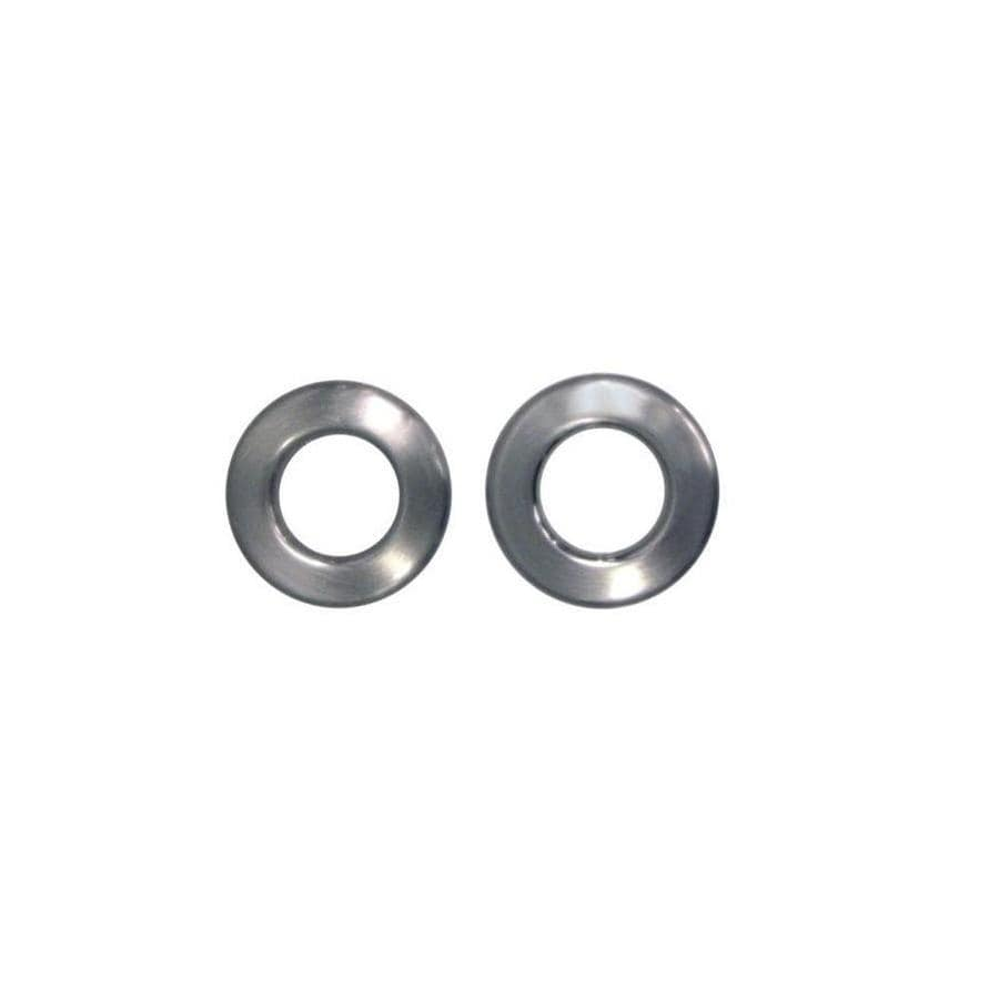Jacuzzi 2-Pack AccuPro Brushed Nickel Jet Rings
