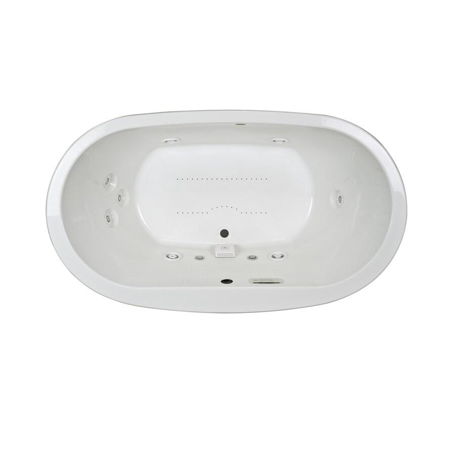Air jacuzzi tubs walk jacuzzi jetted tub parts corner for Soaking tub vs bathtub