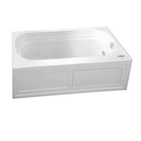 Shop Jacuzzi Bathtubs At Lowes Com